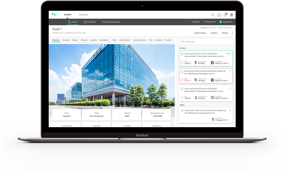 Market leading property investment software   Coyote