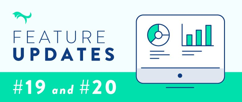 Coyote Software – product updates 19 and 20