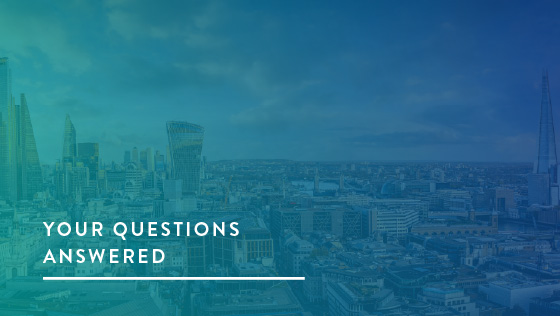 Client questions answered
